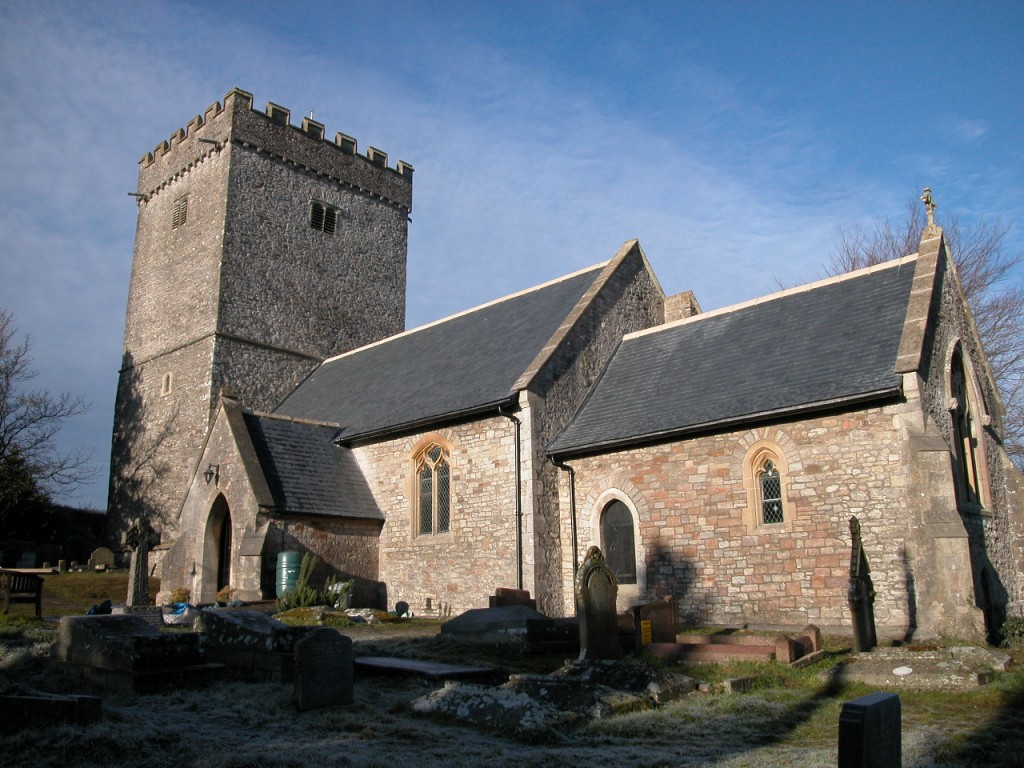 Pendoylan Church